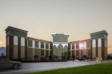 Bingöl Belediyesi Yeni Hizmet Binası